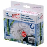 Clean Office Carbon Ozon-/Feinstaubfilter Laserdrucker